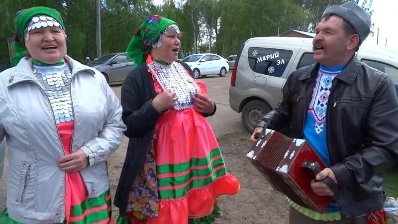 Марийский танец Андрей Шагиев г Благовещенск Видео Хайбуллина Василия