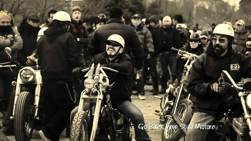 Free Style Motorcycle New Year Run -2012-