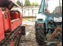 Трактор МТЗ Беларус. Как завести трактор с пускача