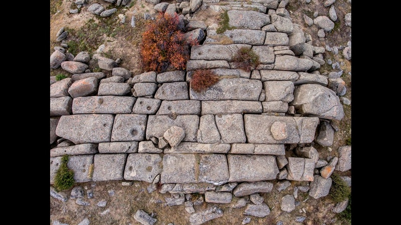 Cypress Hills Megaliths