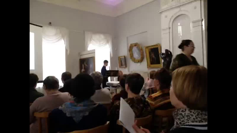 Калужский музей изобразительных искусств Live