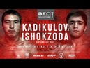 BFC selection 7 Бой 3 Мухаммадчох Исхокзода(Таджикистан) VS (Кыргызстан) Эльмирза Кадыкулов