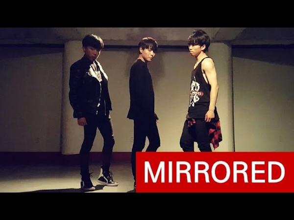 [창원TNS][거울모드(mirrored)] 엑소(EXO)-몬스터(Monster) 안무(cover dance)