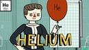 Marie Curie's Periodic Pantry Helium