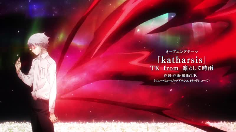 Опенинг Токийский гуль: Перерождение 2 / Токийский гуль 4 сезон opening AnimeWebM