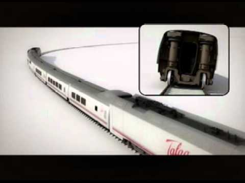 The Technological Advantages of Talgo Trains 2009