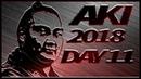 SUMO Aki Basho 2018 Day 11 September 19th Makuuchi ALL BOUTS
