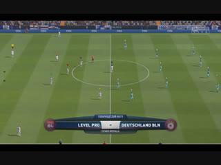 Обзор матча | national gaming league, 9 тур | level pro esports - deutschland bln