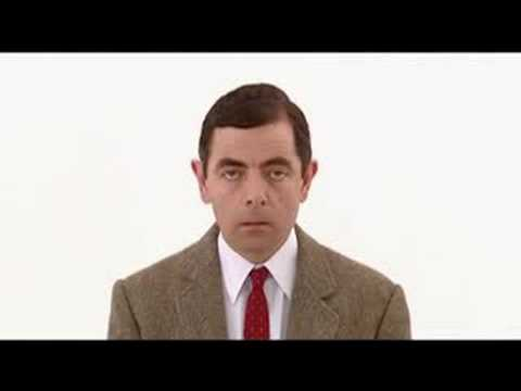 Мистер Бин Mr Bean танцует и кривляется Мистер Дэнсер