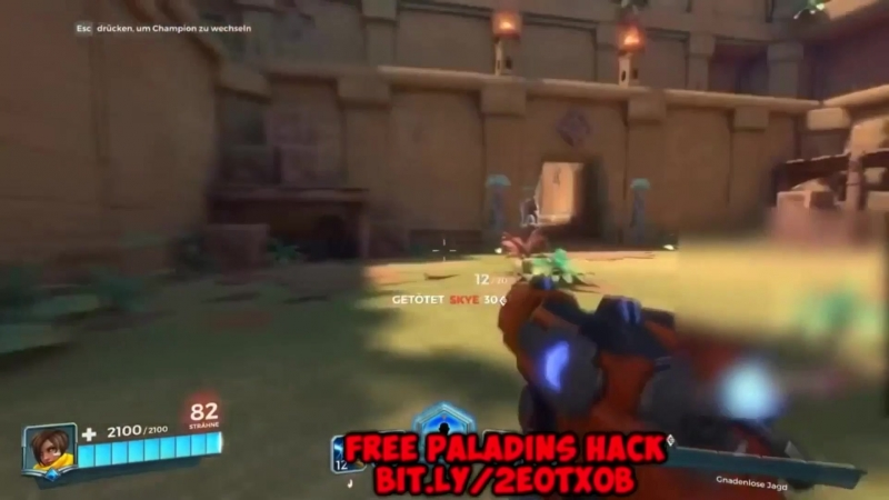 ✅ Paladins HACK 🔥Undetected🔥 Aimbot Wallhacks Triggerbot EAC Bypassed Paladins cheats FREE CRYSTALS