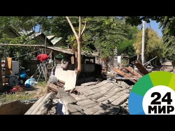 Сутки страха и ужаса: подробности трагедии в Индонезии - МИР 24