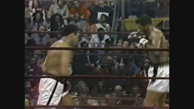 Muhammad Ali vs Floyd Patterson II 1972 09 20