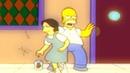 Homer Simpson Dancin Krono Remix Edition