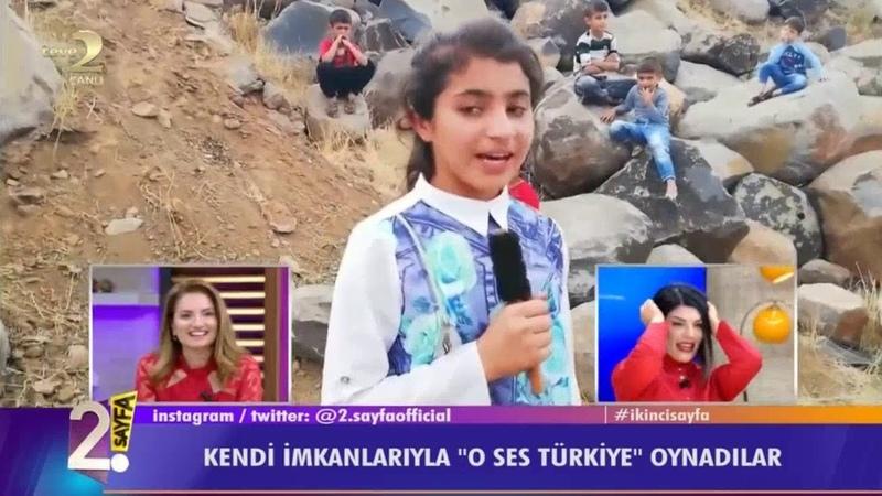 O Ses Türkiye'nin köy versiyonu Acun'un İlk İşi Onları Bulmak