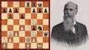 Итальянская партия ОЧЕНЬ КРАСИВАЯ ПАРТИЯ шахматного мецената Леопольда Требича