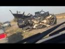 Страшное ДТП в Крыму: один человек погиб, трое пострадали
