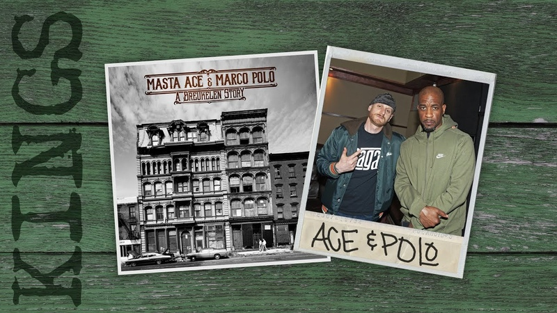 Masta Ace Marco Polo - Kings (Official Video)
