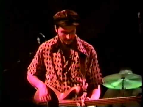 Les Claypool's Holy Mackerel Band - Electric Ballroom 10-04-1996