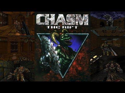 Вспоминаем Chasm The Rift Эпизоды 1 2