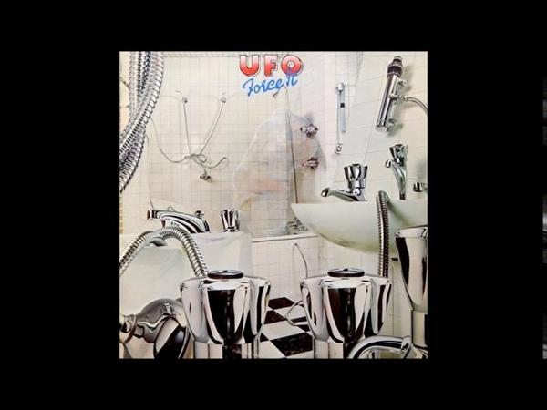 UFO - Force It (1975) FULL ALBUM Vinyl Rip