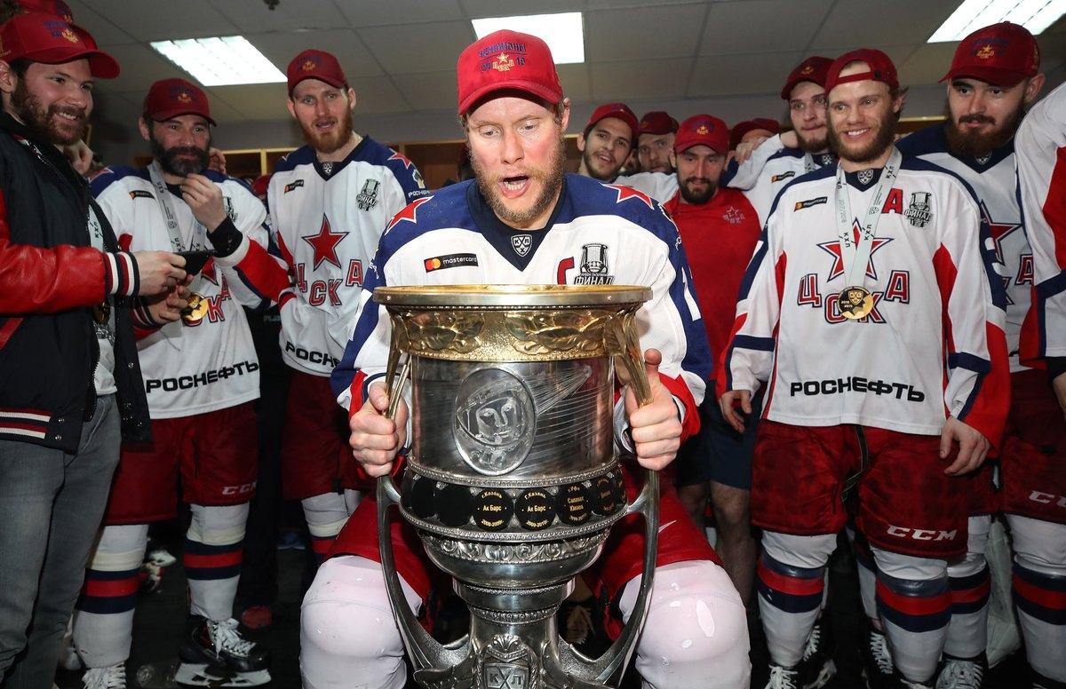 Кто возьмет Кубок Гагарина? В этом сезоне очень много фаворитов!