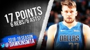 Luka Doncic Full Highlights 2019.01.22 Mavs vs Clippers - 17 Pts, 6 Rebs, 6 Asts! | FreeDawkins
