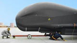 The US Built the World's Largest Drone: RQ-4 Global Hawk in Action + MQ-1 and MQ-8B UAV