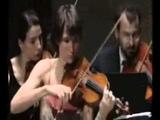 Viktoria Mullova on performing Vivaldi with Il Giardino Armonico and Giovanni Antonini