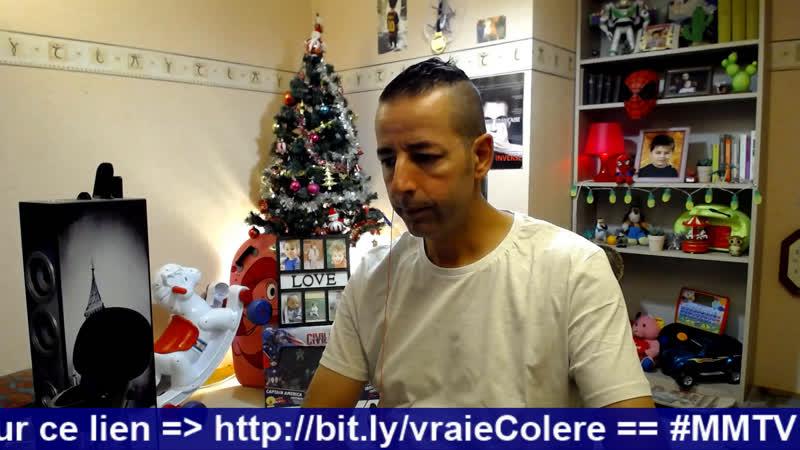 MMTV 23/06/19 ÉDITO 6 LGBT au JT CHEMTRAILS = Mon Groupe: bit.ly/vraieColere