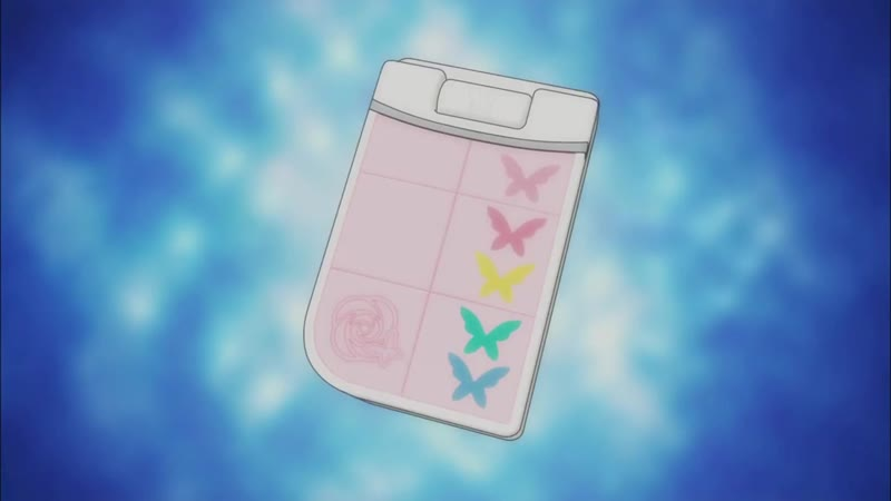 Cure Aqua Transformation Precure Metamorphose! (Ver.Go Go!)