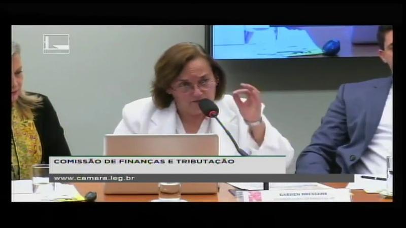 Audiência Pública na CFT: advogada afirma que projeto de securitização burla à Constituição