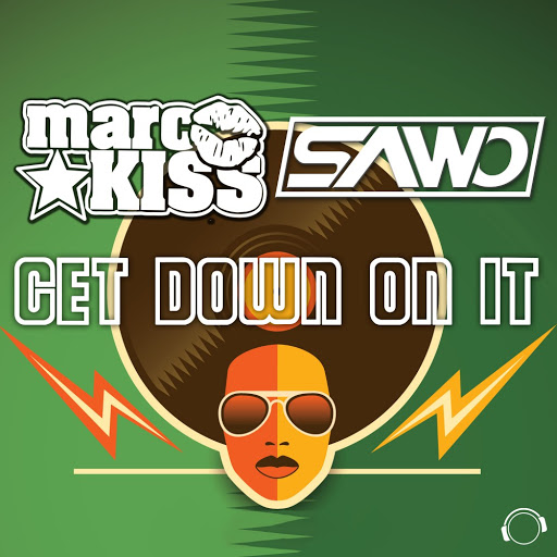 Marc Kiss альбом Get Down On It