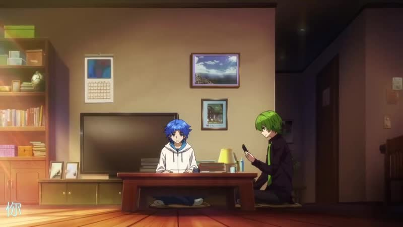 【佑可猫】延長線(《小綠和小藍》「回憶篇·下」ED完整版)