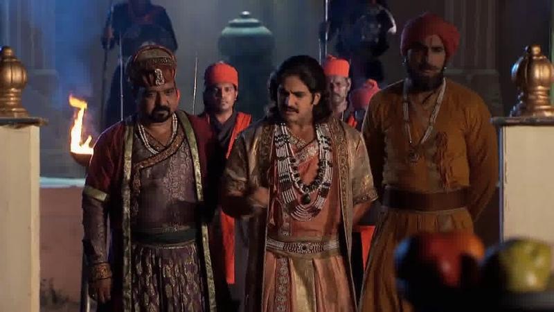 Джодха и Акбар история великой любви 273 серия 1 часть