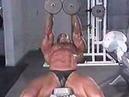 Bodybuilder Kevin Levrone Gym-Posing-Interview