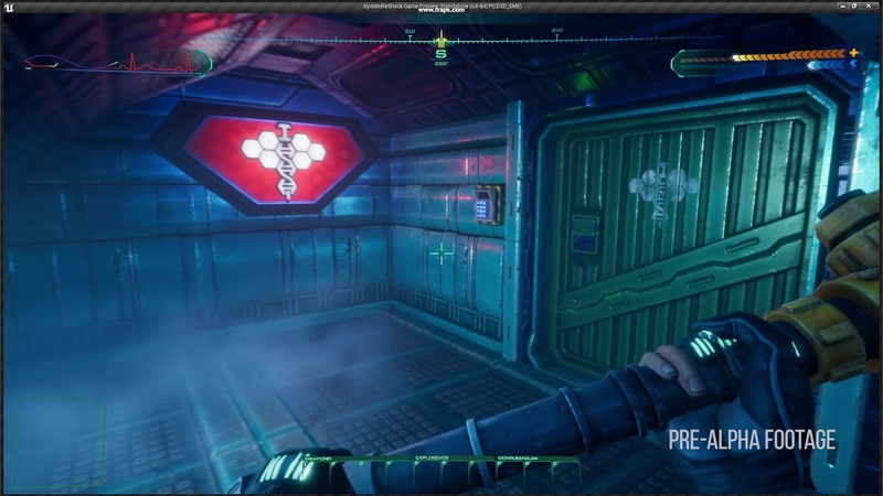 System Shock: Final Art KS Preview - Nightdive Studios