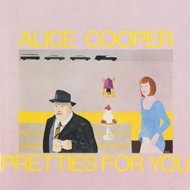 Alice Cooper альбом Pretties For You