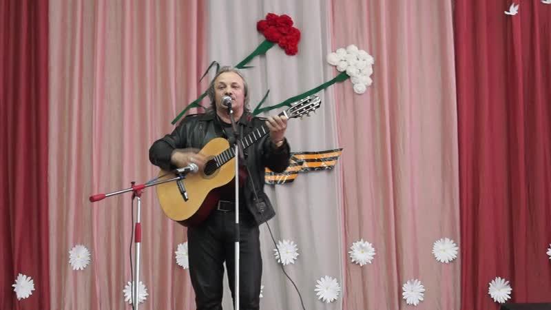 В этом мире я только прохожий рок-баллада муз.и исп.Александр Сорочьев, сл.Сергей Есенин