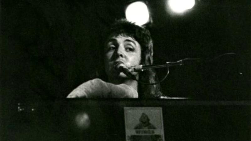 Paul McCartney Wings - Когда ночь