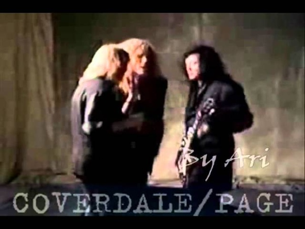 Coverdale Page Photo Shoot By Ari wmv