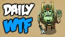 Dota 2 Daily WTF - Death is my