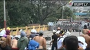 Colombian border ahead of attempt to deliver US aid into Venezuela