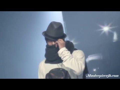 [fancam] 101210 SHINee SM the ballad jonghyun rehersal @ MB