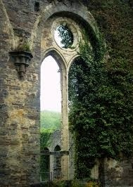 Villers Abbey ruins - Walloon Brabant, Belgium