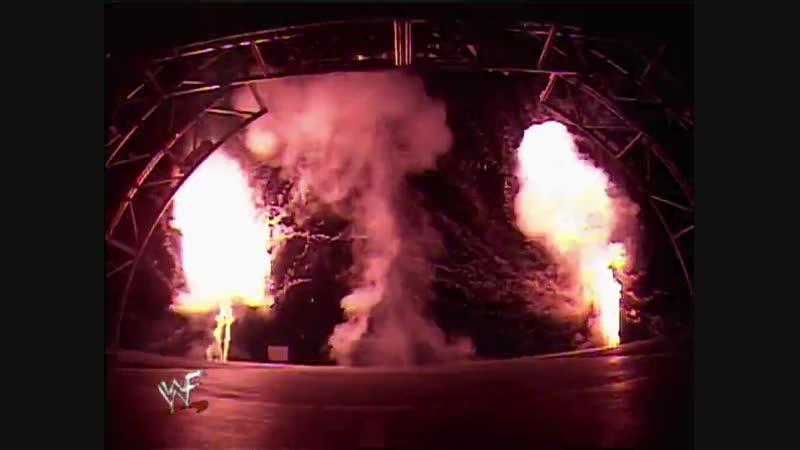 Dudley Boyz Booker T Vs Edge Christian Kurt Angle - 6 Man Tag Team Elimination Table Match - RAW 23.07.2001