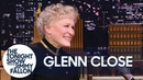 Glenn Close Set Up a Tea and Tequila Table for Her Off-Broadway Co-Stars