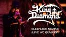 King Diamond Sleepless Nights Live at Graspop CLIP