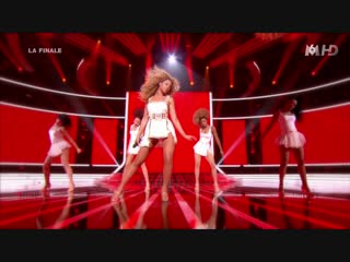 Beyonce - Run The World (Girls) (Live @ X-Factor France)