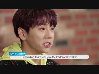 """[190211] Pops in Seoul. My solo debut after 5 years! ROH TAE HYUN Interview for _""""I Wanna Know_"""""""