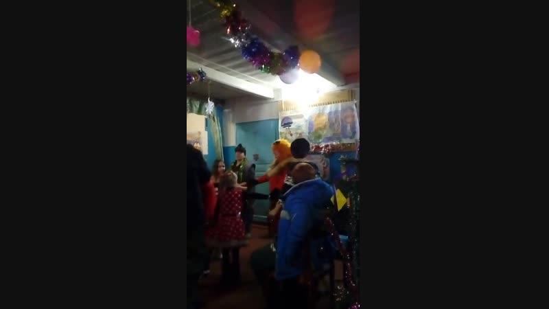 Финал Новогодней Ёлки!)) Кеба гуляет))